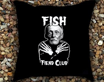 Albert Fish Fiend Club Pillow