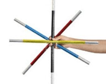 Chopsticks that multiply-magic tricks and magic