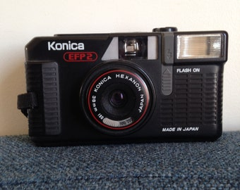 Vintage Analog Camera camera Konica vet 2