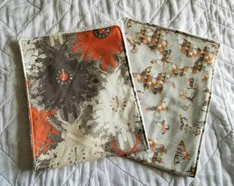 Abstract Kaleidoscope Burp Cloths gift set