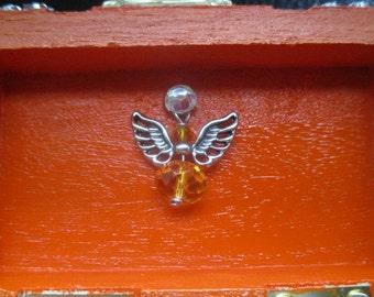 Angel Wish Box (orange)