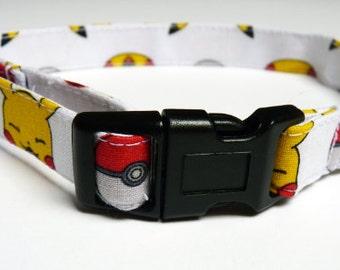 Collar for dog - Pokémon Pikachu
