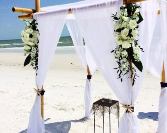 Wedding Arch Chupa Beach Decorations