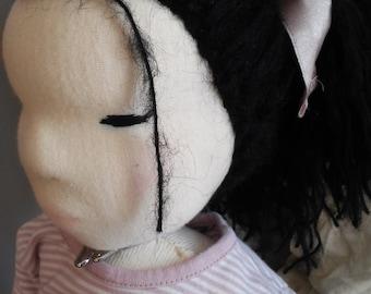 Mulan doll style Waldorf 50 cm