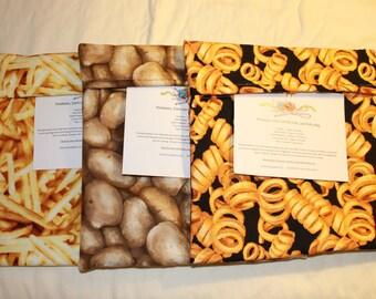Potatoes, Corn on the Cob, and Rolls Bag