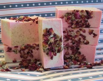 Goat Milk and Rose Muesli (smaller bar)