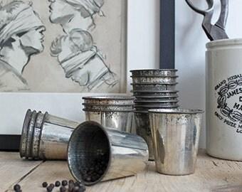 Vintage Metal Pot