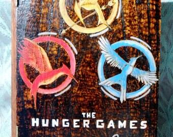 Hunger Games Inspired Book Memory Box