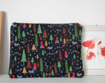 Red Riding Hood Clutch