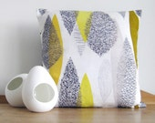 Vintage Cushion Pillow Cover - Abstract Eames Era