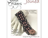 Peyote Pattern - Joined Peyote Cuff / Bracelet  - A Sand Fibers For Personal and Commercial Use PDF Pattern