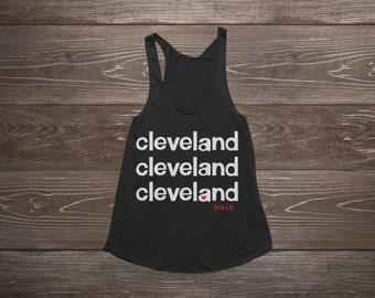 Women's Tank Top - Cleveland