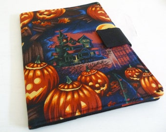 Traditional Halloween iPad Air Cover, soft book style case