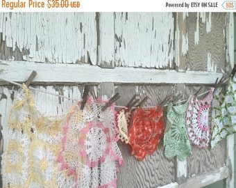 40% FLASH SALE- Vintage Embroidery Stash-Needlework Pieces-Flea Market Chic