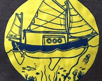 Lazy Sail hoodie