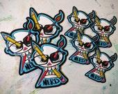 Art Nerd Sticker Pack - Original Vinyl Art Sticker