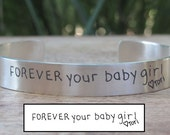 Handwriting Cuff Personalized Jewelry Sterling Silver Cuff Quote Cuff Memorial Jewelry