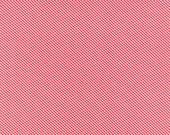 1 fat quarter - Little Ruby - Little Sundae in Red: sku 55132-11 cotton quilting fabric by Bonnie and Camille for Moda Fabrics