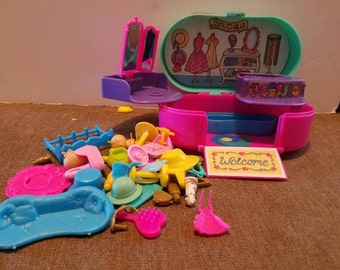 Caboodles Toy Biz Vintage