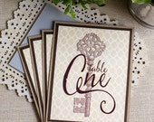 Vintage Wedding Reception Table Numbers - skeleton key table markers - watercolor table numbers - vintage wedding - autumn wedding - rustic