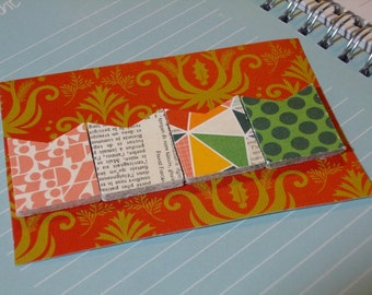 Handmade Planner Paper Page Flags - Randomness