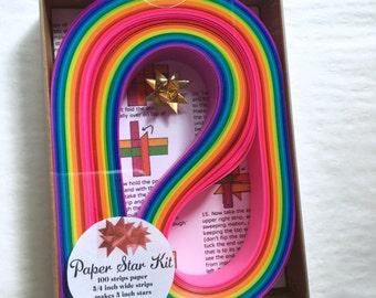 DIY Star Kit ~Rainbow 3/4 inch