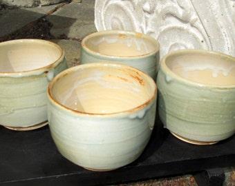 Tea Bowl - Celadon