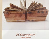 """eco dyeing photography book titled """"ECOnversation"""""""
