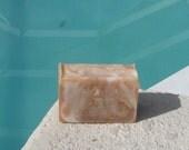 Cedarwood Vanilla  Cold Process Soap Large Vegan  5 oz    buy any 3-6 bars 5.50 Shipping