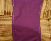 Snuggly D Rat Hammock-violet fleece