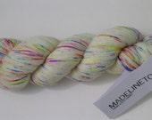 Madelinetosh Tosh Prairie Lace Wt Yarn - Cosmic Wonder Dust