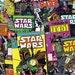 From Camelot Fabrics, Star War, Immortals, Comics, yard