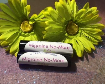 Migraine No-More Essential Oil Roll-On