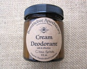 Organic Cream Deodorant - Safe & Effective!