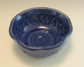 Cat Bowl /Pet Food Dish/ Food Bowl for Kitty/Small Dog Food Dish