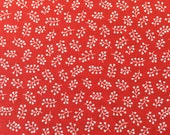 Fat Quarter - Jenni Red