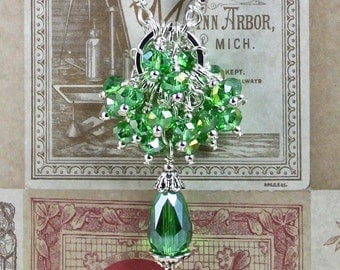 When the Green Woods Laugh Necklace