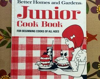 BHG Junior Cook Book