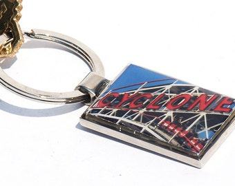 KEY CHAIN - Cyclone Metal Key chain