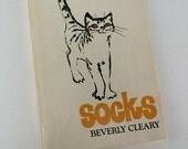 1973 Socks by Beverly Cleary