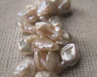 Freshwater Pearl Bead Keshi Pearl Keishi Pearl Natural White Keshi Item No. 4214