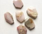 Light Pink Opal Freeform Beads