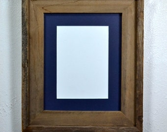8 x 10 frame with 5 x 7 or 8 x 6 mat