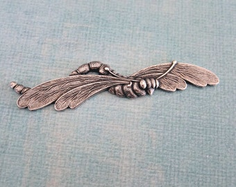 NEW Silver Dragonfly Finding 3792