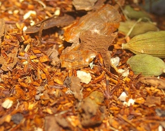 ALOHA SALE.... Chai Tea - Masala Rooibos Chai, Caffeine Free, Herbal Tea