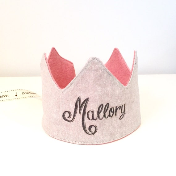 Birthday crown set. Birthday in a bag. Birthday party decor.
