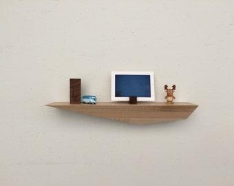 Peliship Floating Shelves - Maple Large