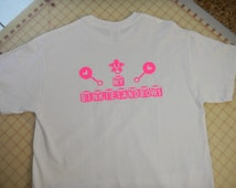 Adult Baby Sissy Littles ABDL ~ T Shirt - Dress Up ~ Binkies n Bows
