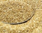 Gold Glass Glitter art glitter craft glitter decoration glitter glass glitter artist glitter german glitter - 311-9-007