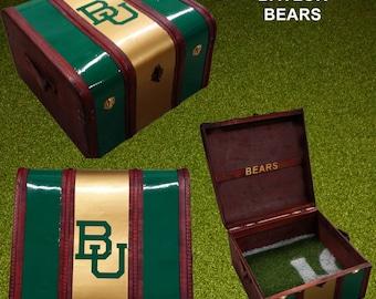 Baylor Bears- Football Trunk